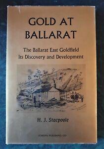 Gold at Ballart by H.J. Stacpoole 1971 HBDJ