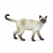 Siamese Cat Animal Figure Safari Ltd 100061 Toys Educational
