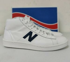 New Balance J Crew 891 White High Top Sneakers