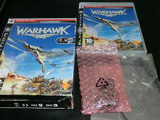 WARHAWK INCLUDES JABRA EARPIECE  SONY PS3 NEW NEVER USED