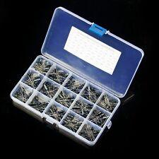 200pcs Elko Arduino DIY Sortiment Kit Box 15 Arten ER