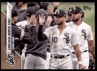 2020 Topps Series 2 Base Gold #663 Chicago White Sox /2020 - Chicago White Sox