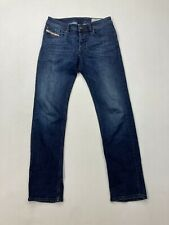 DIESEL WAYKEE REGULAR STRAIGHT Jeans- W29 L32 - Navy - Great Condition - Men's