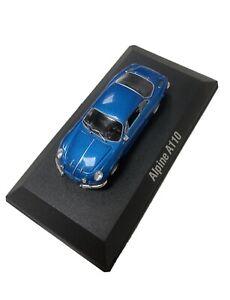 Miniature Renault Alpine A110 1/43