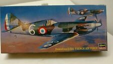 Hasegawa Hobby Kits 1:72 Dewoitine D.520 French Air Force 51347 Vintage NOS
