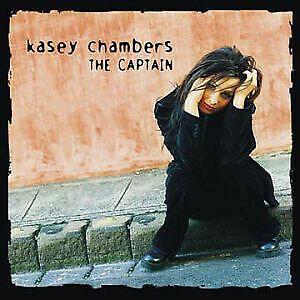 """KASEY CHAMBERS """"The Captain"""" Rare 1999 12Trk CD *Cry Like A Baby,Don't Talk Back"""