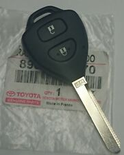 TOYOTA 2 BUTTON REMOTE KEY 433 /Auris /Yaris/ Corolla Verso 89070-02570
