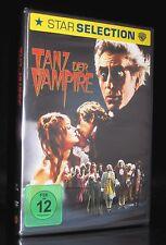 DVD TANZ DER VAMPIRE - ROMAN POLANSKI - HORROR - KLASSIKER (Dracula) *** NEU ***