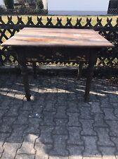 alter Küchentisch  Küche Tisch mit Schublade Shabby Chic Antik Tisch