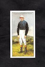 1930 Ogden's Cigarette Card Jockey 1930 No45 J.A Taylor