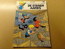 STRIP / JOMMEKE 83: DE STENEN AAPJES | Herdruk 1991