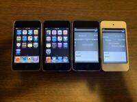 Apple iPod Touch 1st, 2nd, 3rd, & 4th Generation 8GB, 16GB, 32GB, & 64GB