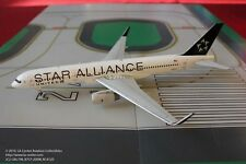 JC Wing United Airlines Boeing 757-200W Star Alliance Color Diecast Model 1:200