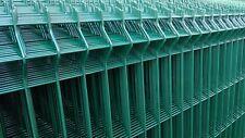 70 x 1.7m high 2.5m long V mesh fence panels