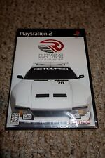 R: Racing Evolution (Sony PlayStation 2, 2003) NEW Sealed JAPAN Import JP