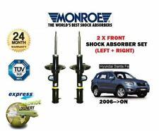 FOR HYUNDAI SANTA FE CM 2006-2009 NEW 2x FRONT LEFT + RIGHT SHOCK ABSORBER SET