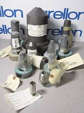 LOT OF 11x NEW CROLL-REYNOLDS STEAM NOZZLES EVACTOR ~  SEE MANIFEST! ~