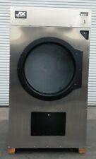 Adc Single Pocket Dryer, Coin Op, 75 lbs 1 Ph 120V, Serial: 495199 Et [Refurb.]