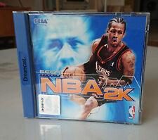 NBA 2K (Sega Dreamcast) mit OVP
