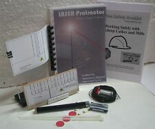 LASER protractor / Morse Taper Cutter for Sherline lathe - from LatheCity