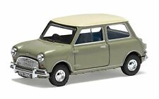 Corgi VA02537 Morris Mini Cooper MKI 998cc Tweed Grey and Old Eng White