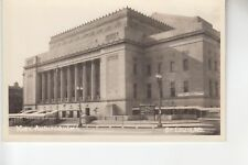 Real Photo Postcard Kiel Auditorium St Louis MO