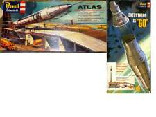 REPRODUCTION DECALS: REVELL CONVAIR ATLAS or  MERCURY-ATLAS EVERYTHING IS GO
