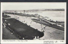 Devon Postcard - Old Plymouth - The Hoe c.1924 -   RS8021