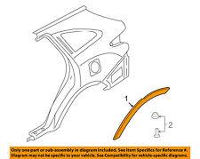 HYUNDAI OEM 07-12 Veracruz Fender-Wheel Flare Molding Right 877423J000