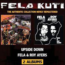 Fela Kuti - Upside Down/Fela And Roy Ayers [CD]