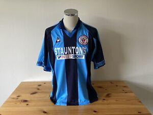 Sligo Rovers Home Shirt Player Issue 1996/1997 Vintage Football Ireland
