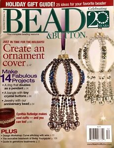 Bead&button December 2013 Issue 118