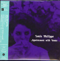 LOUIS PHILIPPE-APPOINTMENT WITH VENUS-JAPAN MINI LP CD G35