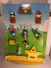 Nintendo Super Mario Bros. Store Display McDonald's 2017 Nice & Complete Gaming