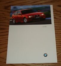Original 1997 BMW 318ti Sales Brochure 97