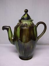 Vintage Mexican Majolica Art Pottery Teapot Tea Pot