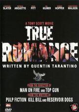 TRUE ROMANCE : written by TARANTINO. Dennis Hopper, Patricia Arquette DVD nieuw