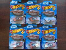 Hot Wheels X-34 Landspeeder Star Wars (x6) 12/250 1/64 2021 B C