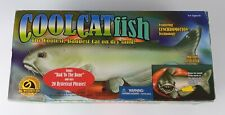 (2000) Cool Catfish Talking Novelty Gift Toy Gemmy Industries 36144
