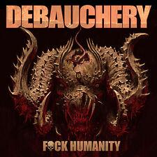 DEBAUCHERY - F**k Humanity - Gatefold-Vinyl-LP - 300906