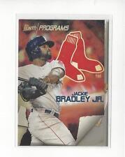 2017 Topps Bunt Programs #PRJB Jackie Bradley Jr. Red Sox
