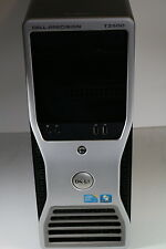Dell Precision T3500 qc w3530 2.8ghz 18gb 300gb dvdrw raid nvidia 2000 win 7 dvi