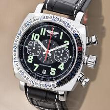 AVIATORSIKORSKY Poljot 3133/2111823 Hubschrauber Fliegerchronograph Russland