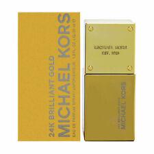 MICHAEL KORS 24K BRILLIANT GOLD EAU DE PARFUM SPRAY 30 ML/1.0 FL.OZ.