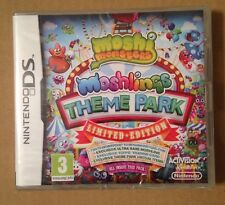 Moshi Monsters Moshlings Theme Park Game For Ds Dsi Lite 3Ds Nintendo BRAND NEW!