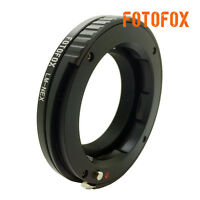 LM-NEX Macro Helicoid Adapter for Leica M LM Lens to Sony E NEX 3 5 6 7 5c a6000