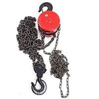 2 Ton Chain Hoist 4000 Lb 8 Ft Lift Winch Hoists Engine Automotive Lifts Crane