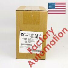 2018 US Stock Allen-Bradley PowerFlex 525 4kW (5Hp) AC Drive 25B-B017N104
