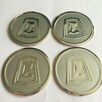 LADA 4 x 60mm Alu Emblem Felgen Aufkleber Logo Nabendeckel Nabenkappen
