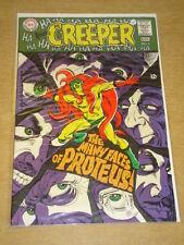 CREEPER BEWARE THE #2 VF (8.0) DITKO ART DC COMICS AUGUST 1968 COVER B **